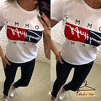 Модная футболка. Расцветки ММ-04.46