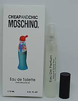 Пробник парфюм (10 мл) Moschino Cheap and Chic I Love Love