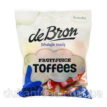 Жевательные конфеты без сахара, deBron