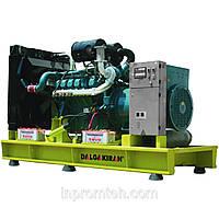 Дизельный генератор DJ 405 DD Doosan Daewoo Dalgakiran 300 кВт 330 кВт