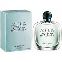 Парфюмированная вода для женщин Giorgio Armani Acqua di Gioia 100 мл