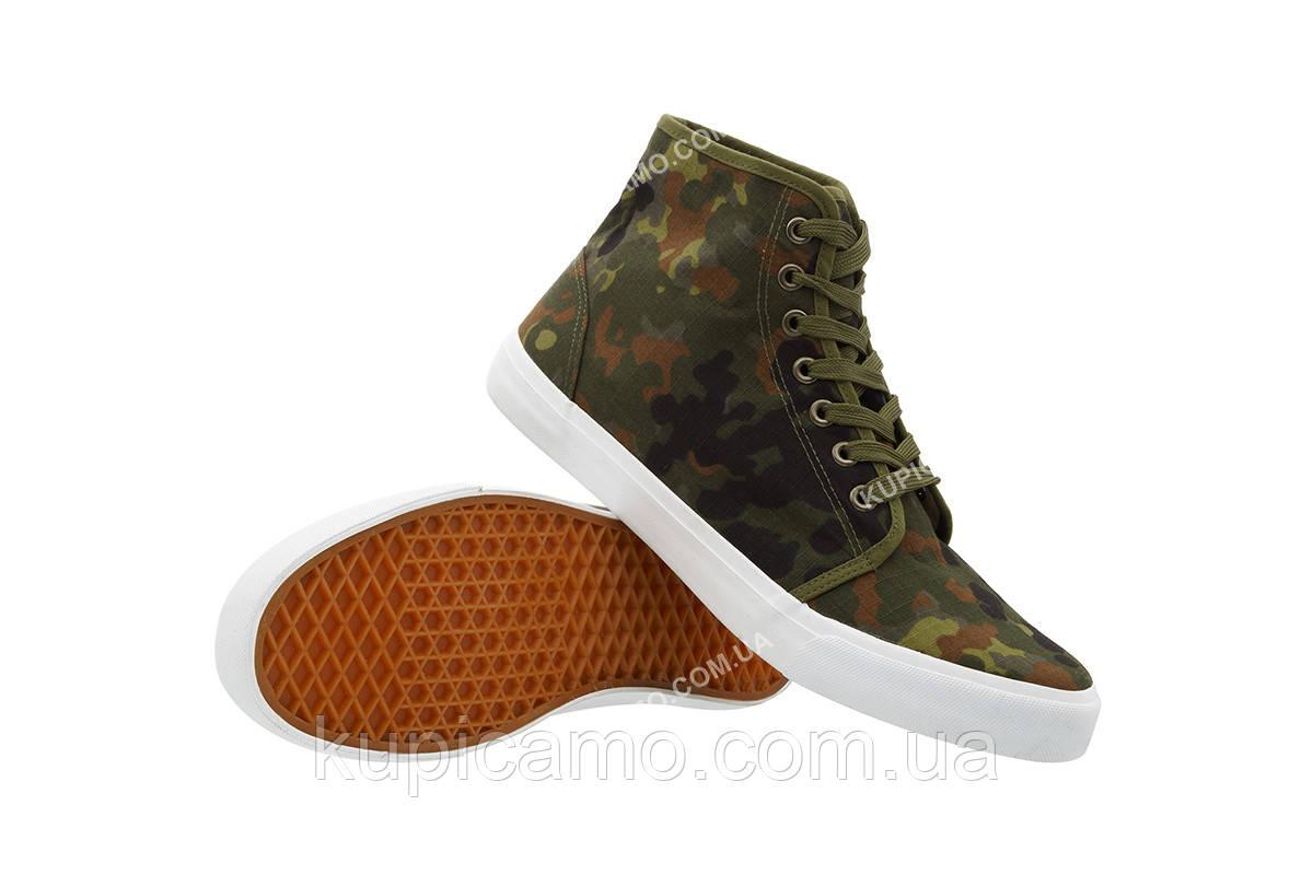 Кеды Mil-tec Flectar Army Sneaker