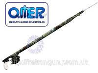 Пневматическое ружье OMER AIRBALETE CAMU 3D 90 см камуфляжный, фото 1
