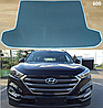 Коврик багажника Hyundai Tucson '15-н.в. Автоковрики EVA