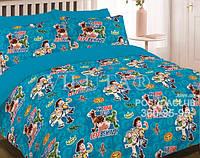 9022 подростковое постельное белье ранфорс Viluta