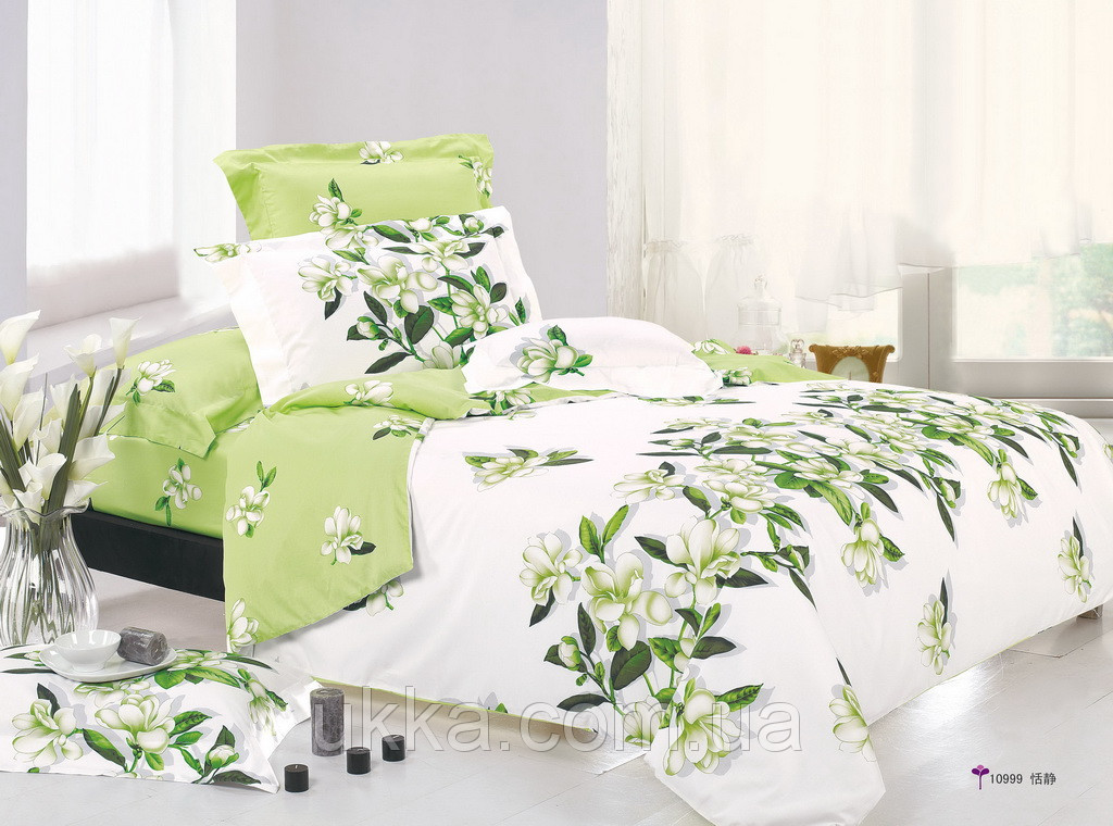 Вдохновение Евро постельное белье ранфорс Viluta