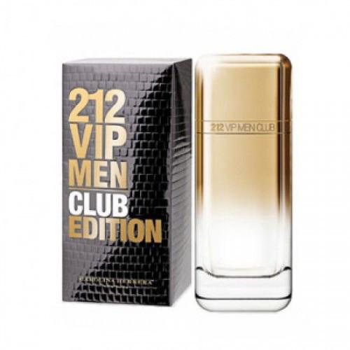 Туалетная вода мужская CAROLINA HERRERA 212 vip Club Edition Men 100 мл