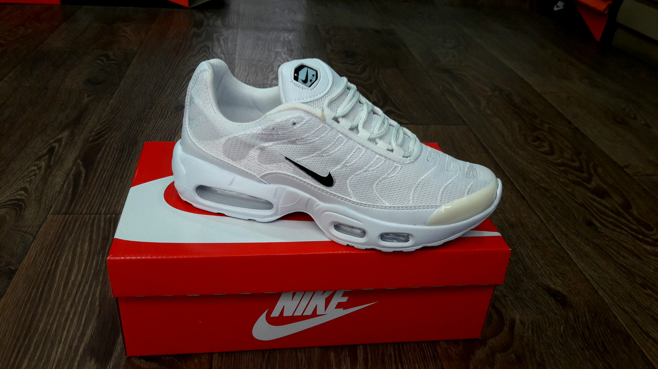 a185281f33f9 Кроссовки мужские Nike Air Max 95 Original Tn white run (копия) - Big City