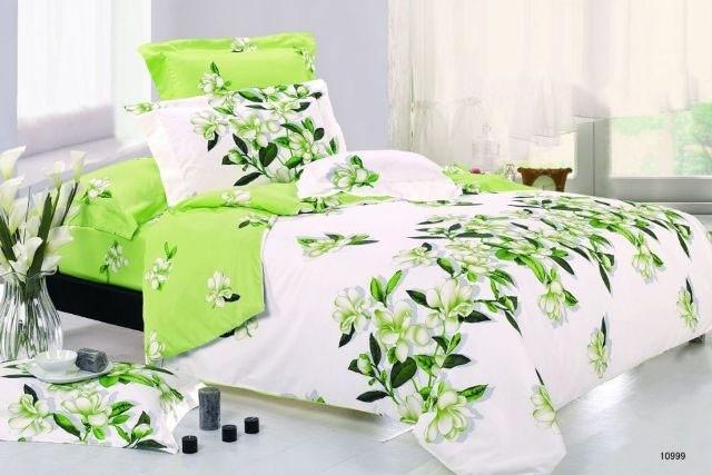 Вдохновение Двуспальное постельное белье ранфорс Viluta