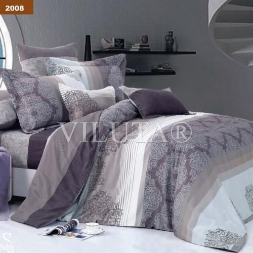 2008 Полуторное постельное белье ранфорс Platinum Viluta
