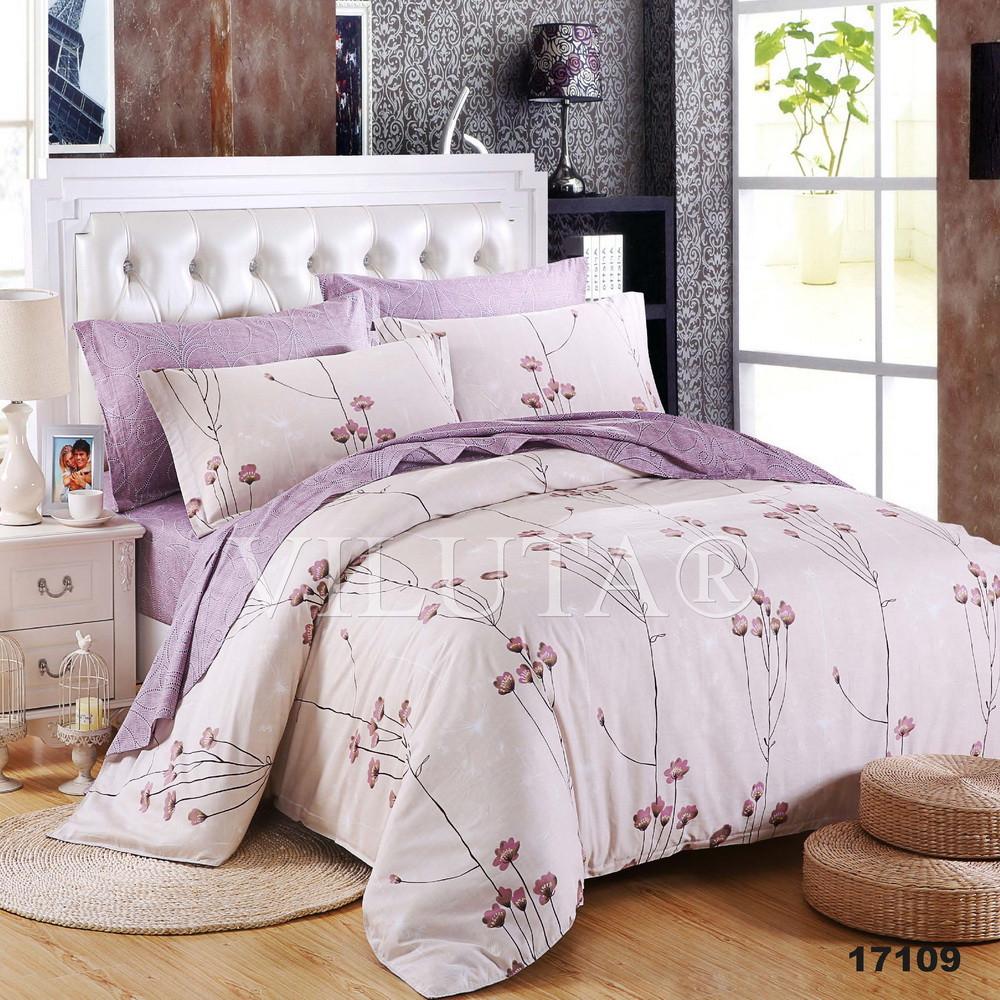 17109 Полуторное постельное белье ранфорс Viluta