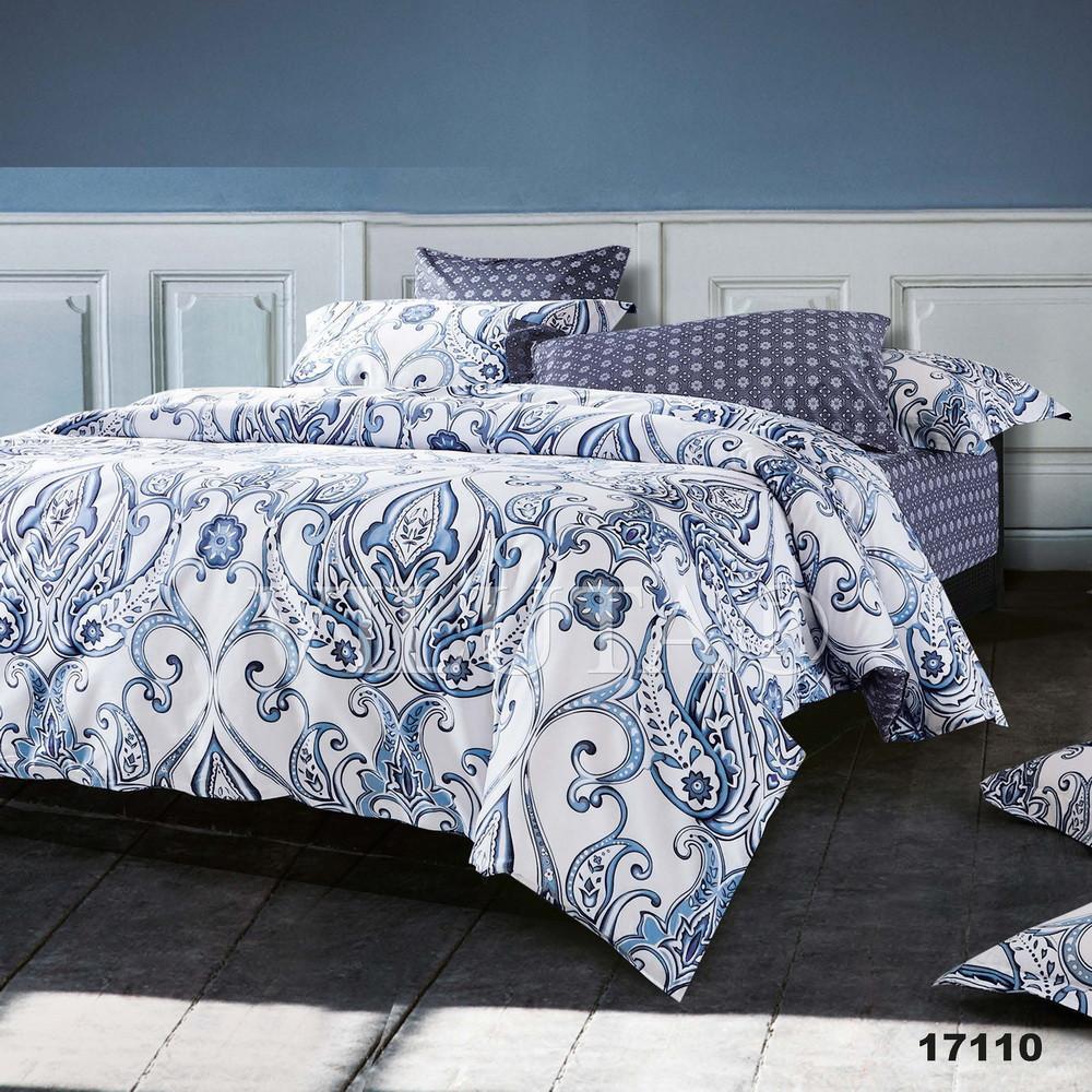 17110 Полуторное постельное белье ранфорс Viluta