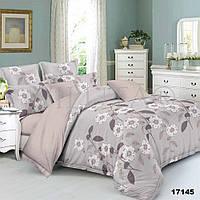 17145 Двуспальное постельное белье ранфорс Viluta