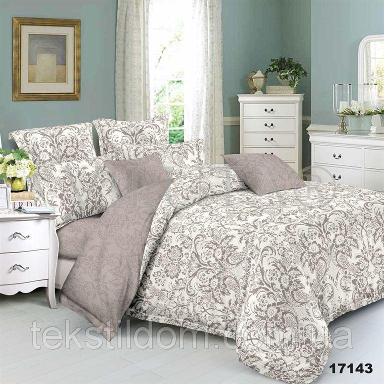 17143 Полуторное постельное белье ранфорс Viluta