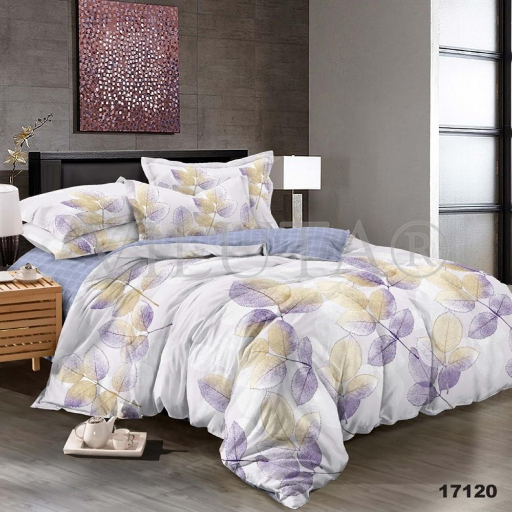 17120 Семейное постельное белье ранфорс Viluta
