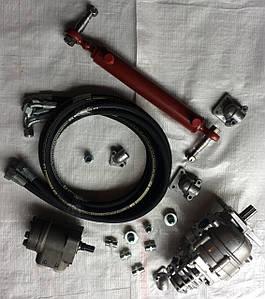 Переоборудования Т-40 насосом дозатором (гидроруль вместо ГУРа)