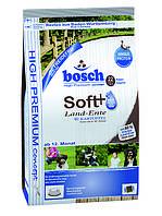 Корм Bosch (Бош)  для собак HPC PLUS ДЕРЕВЕНСКАЯ УТКА И КАРТОФЕЛЬ 12.5 кг
