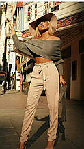 Стильные брюки женские
