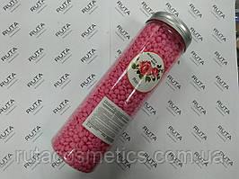 Christian Воск пленочный в гранулах для горячей эпиляции Роза (400г) банка