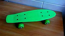 Скейт Пенни Борд мини Penny Board mini разные цвета, фото 2