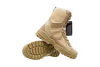"""Берцы тактические летние """"Mil-tec"""" """"Patrol"""" Boots One-Zip khaki Германия"""