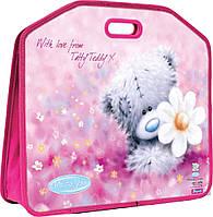 Детская папка портфель А3 Мишка Тедди