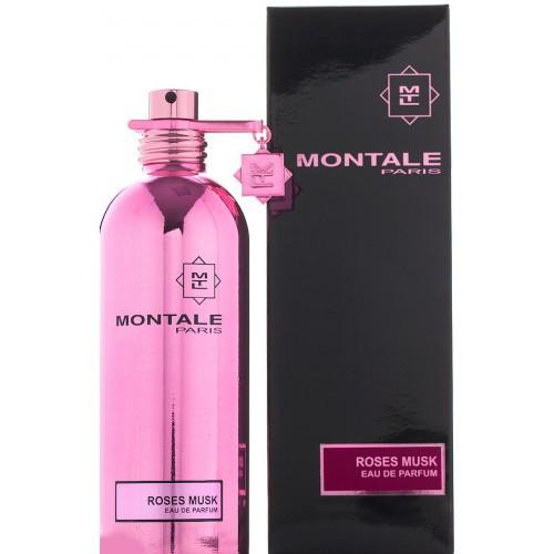 Парфюмированная вода женская  MONTALE Roses Musk 100 мл