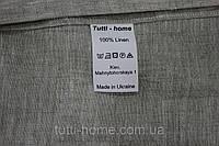 Льняное полотенце для бани 280 г/м2 плотность,  100х145, оршанский лен