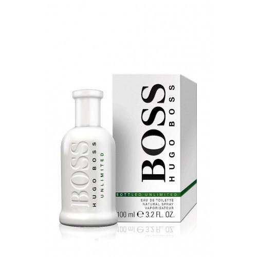 Туалетная вода для мужчин HUGO BOSS Boss Bottled Unlimited 100 мл
