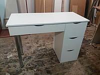Стол маникюрный с дополнительным ящиком под столешницей V93