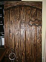 Двери деревянные под старину