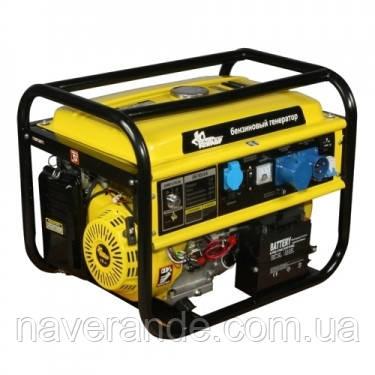 Генератор бензиновый «Кентавр» КБГ 605Э/3