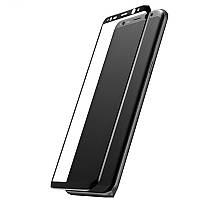 Защитное 3D стекло Mocolo для Samsung G955 Galaxy S8 Plus (Black), фото 1