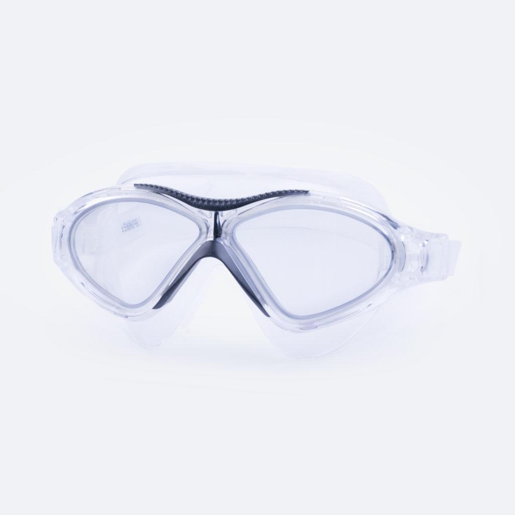 Очки для плавания Spokey Vista Jr 839223 (original), очки-маска, детские, силиконовые