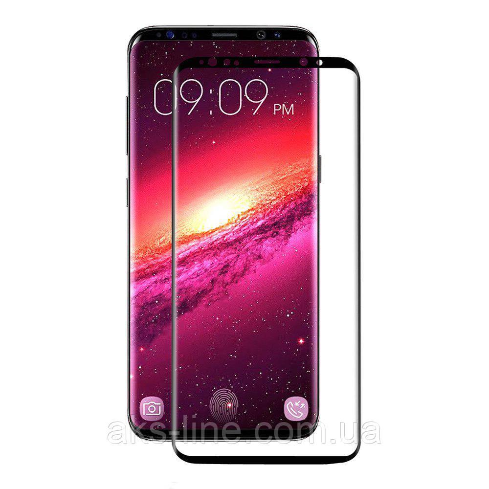 Защитное 3D стекло Mocolo для Samsung Galaxy S9 Plus (Black), фото 1