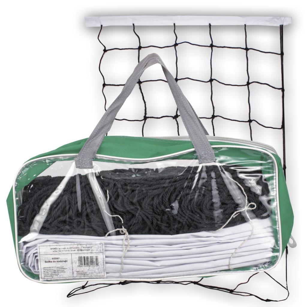 Волейбольная сетка Spokey Volleynet3 (82267), сетка для волейбола