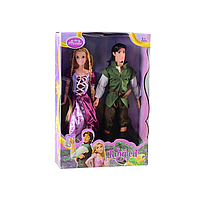 Кукла Принцесса Рапунцель и Флин (Rapunzel) 2 куклы