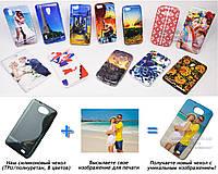 Печать на чехле для Samsung i9103 Galaxy R (Cиликон/TPU)