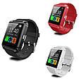 Умные часы Smart watch U8/M8, часы смарт вач U8/M8, электронные умные часы, смарт часы , реплика, отличное качество, фото 5