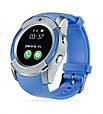 Смарт-часы Smart Watch V8, часы смарт вач V8, электронные умные часы, смарт часы Акция!, реплика, отличное качество, фото 5