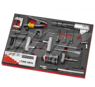 Набор инструментов (3 секция)  UW3018 JTC