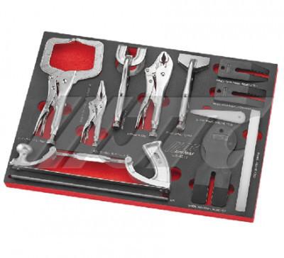 Набор инструментов (4 секция)  UB4012 JTC