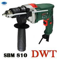 Дрель ударная DWT SBM-810 (810 Вт)