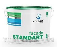 Колорит Фасад Стандарт Facade Standart, 10л, С