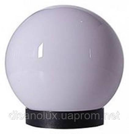 """Світильник вуличний """"Шар"""" STR-09 M150x95 PMMA BALL + BASE  IP44"""