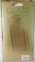 Защитное стекло для задней крышки Samsung S6 edge 0,3mm 2,5D