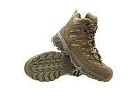 """Ботинки демисизонные тренинговые  Mil-Tec Squad Boots 5 Inch  """"A-tacs"""""""