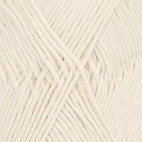 Пряжа DROPS Cotton Light, цвет Off White (01)