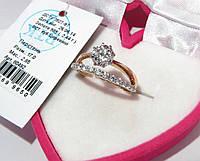 Золотое кольцо 80492, фото 1