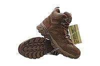 """Ботинки демисизонные трэкинговые  Mil-Tec Squad Boots 5 Inch """"Braun"""""""